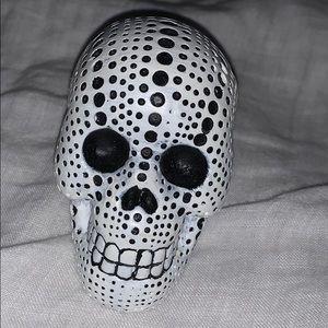 Skull Head Figure